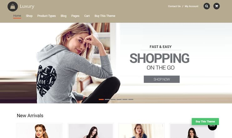 E-commerce / Sales Websites