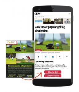 Mobile Native ads