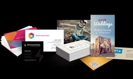 Forms and Business Cards