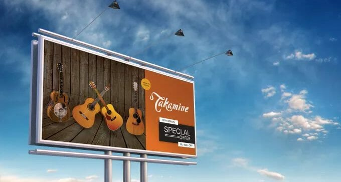 Billboards and Banners