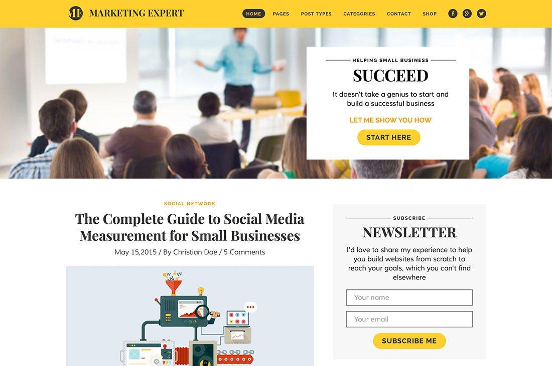 Niche Affiliate marketing sites