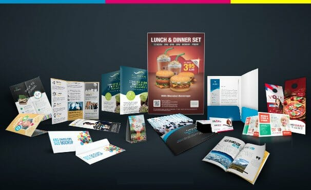Catalogues, Brochures, Booklets and Flyers: