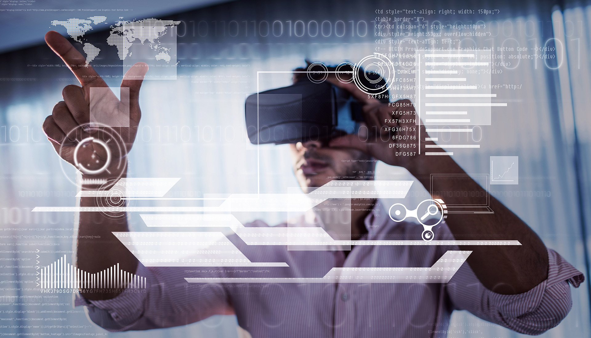 Virtual/Augmented
