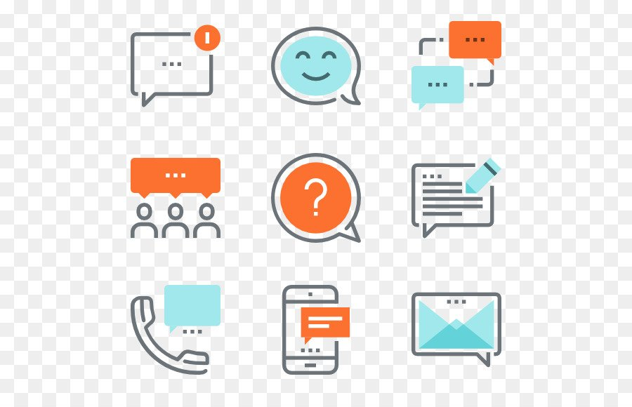 Email, SMS, Chats