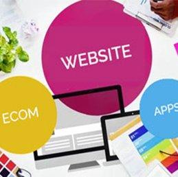 Website, Ecom & Apps
